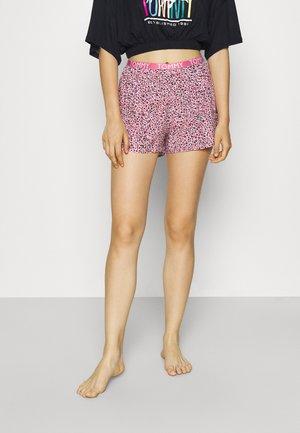 SHORT PRINT - Pyjama bottoms - pink
