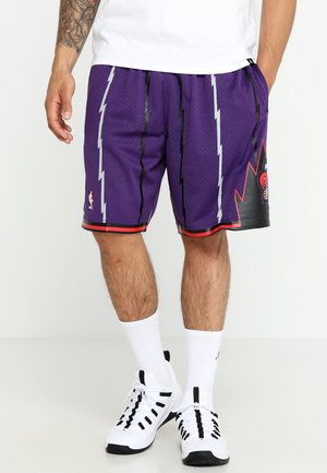 TORONTO RAPTORS 1998 ROAD NBA SWINGMAN  - Sports shorts - purple