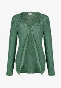 Dress In - Cardigan - salbeigrün - 4