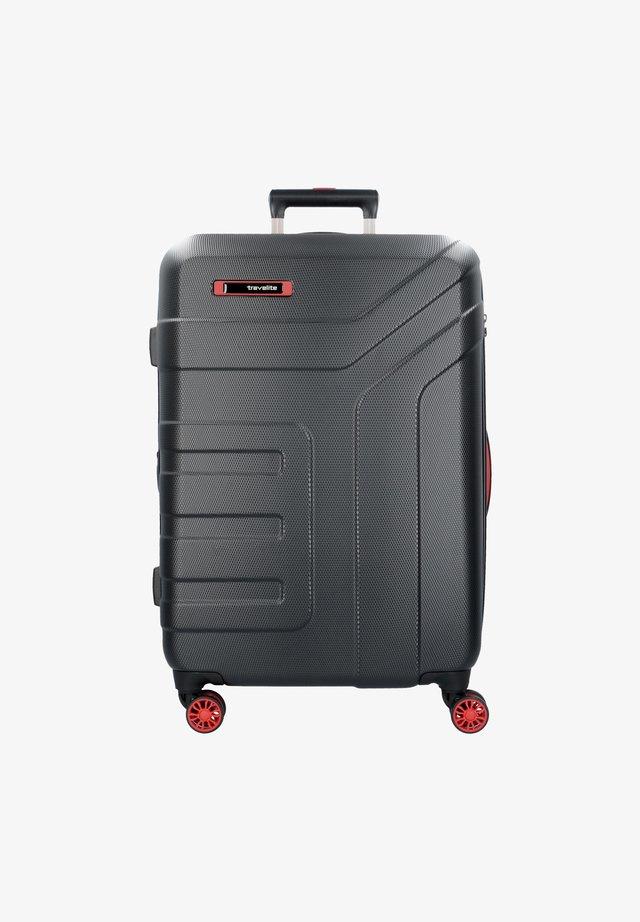 VECTOR 2.0 4-ROLLEN TROLLEY 77 CM - Wheeled suitcase - schwarz