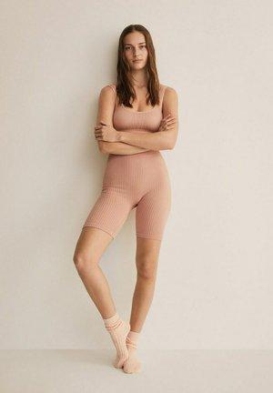 Shorts - rose pastel