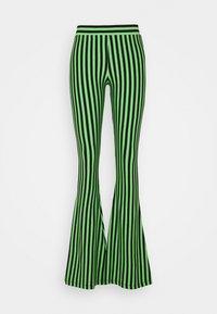 Stieglitz - RAJ FLARED LEGGINGS - Legíny - mint - 4
