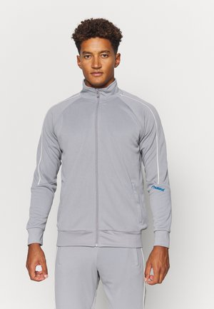 AMOS SPORT SUIT - Trainingspak - sharkskin
