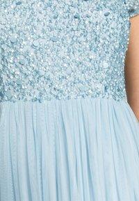 Lace & Beads - PICASSO CAP SLEEVE - Robe de cocktail - powder blue - 4
