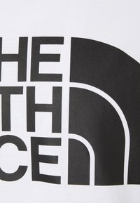 The North Face - STANDARD TEE - Printtipaita - white - 6