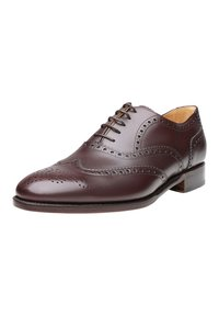 SHOEPASSION - No. 561 - Smart lace-ups - dark brown - 1