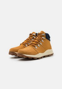 Timberland - BROOKLYN HIKER - Sneakers alte - wheat - 1