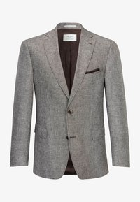 Carl Gross - CG THEO-G SV - Blazer jacket - braun - 0