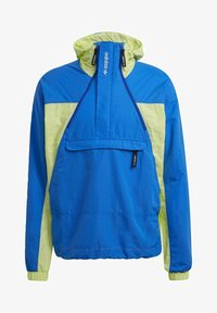 adidas Originals - ADIDAS ADVENTURE MISHMASH BLOCKED SHELL JACKET - Windbreaker - yellow - 5