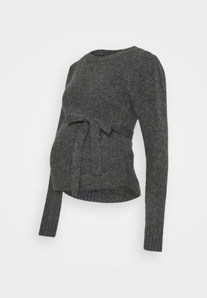 MLSAVANNAH - Jumper - dark grey melange