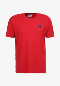 SIGN OFF - Basic T-shirt - scarlet red