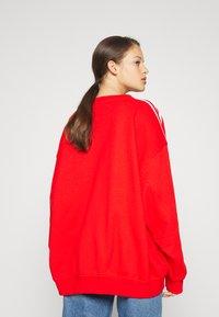 adidas Originals - Sweatshirt - red - 3