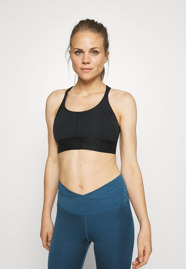 WORKOUT BRA - Sports bra - black