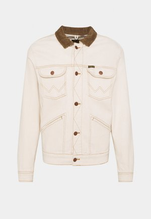 BILLABONG X WRANGLER TEAM RANCH JACKET - Denim jacket - natural