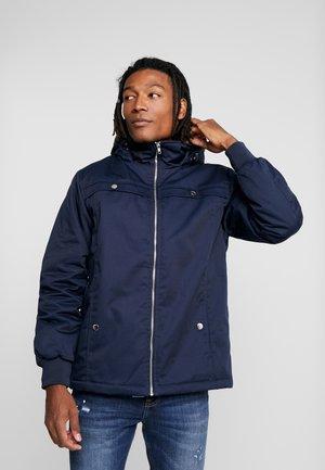 FLUX JACKET - Light jacket - navy