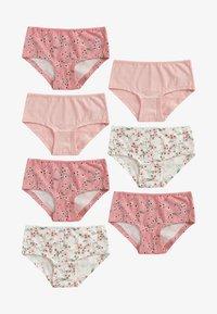 Next - 7 PACK  - Kalhotky - pink - 0