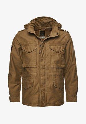 BORG - Light jacket - breen