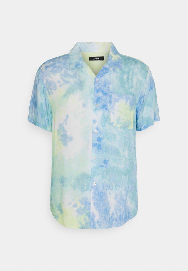 Zign - UNISEX - Button-down blouse - multi-coloured