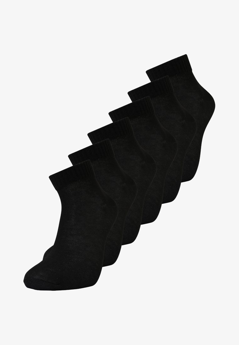 Fila - 6 PACK - Socks - black