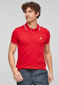 s.Oliver - Polo shirt - red - 0