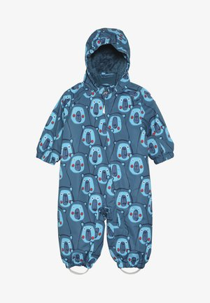 RIMAH MINI PADDED COVERALL  - Snowsuit - pirate blue