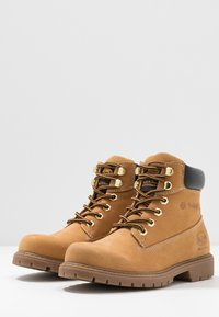 Dockers by Gerli - Ankle boots - golden tan - 4