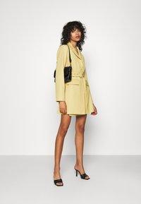 4th & Reckless - BLAZER DRESS - Shirt dress - pistachio - 1