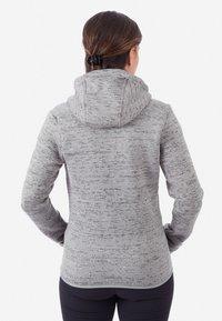 Mammut - CHAMUERA - Fleece jacket - grey - 1