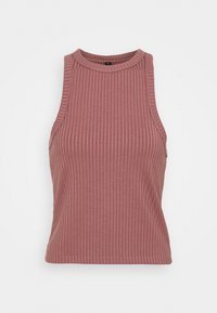 Cotton On Body - LIFESTYLE RACER TANK - Top - dusty rose - 0