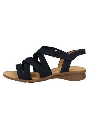 SANDALEN - Sandals - blue
