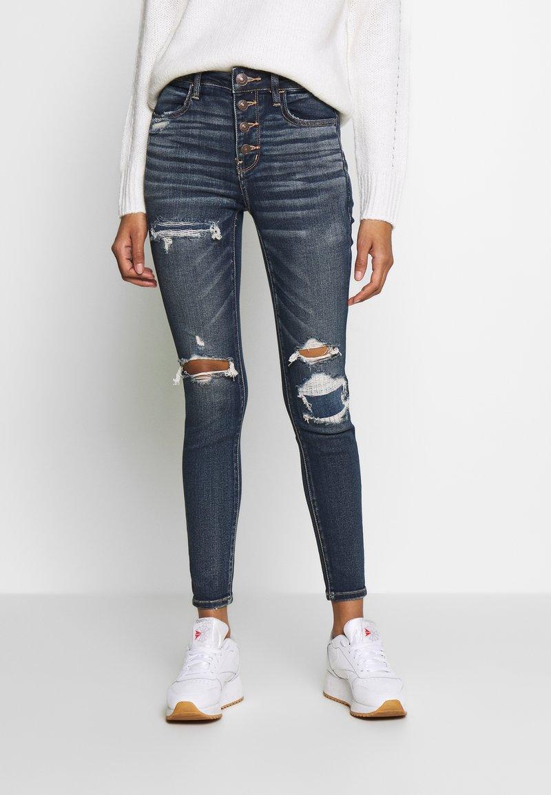 American Eagle - Jeans Slim Fit - faded indigo