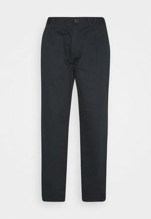 GREENFUZZ PANT - Kalhoty - black