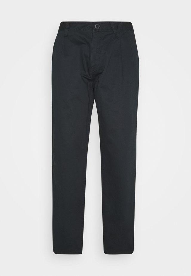 GREENFUZZ PANT - Bukse - black