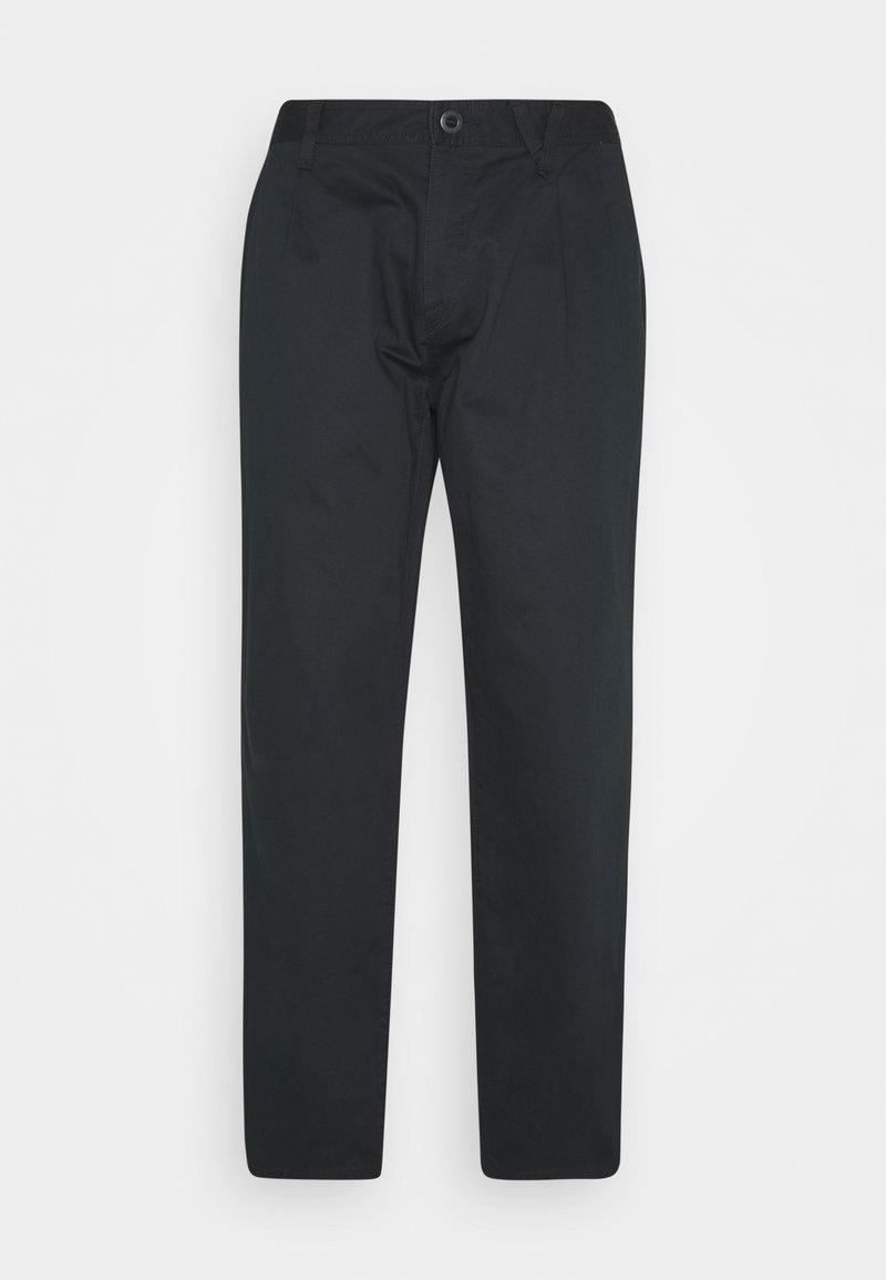 Volcom - GREENFUZZ PANT - Kalhoty - black