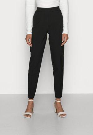 CIGARETTE - Trousers - black