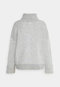 Esprit - ROLLNECK VANIS - Jumper - light grey - 1