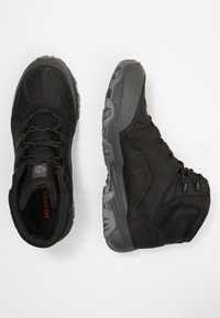 Merrell - COLDPACK ICE MID WATERPROOF - Hiking shoes -  black - 1