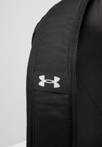 Under Armour - ROLAND  - Rucksack - graphite medium heather/black/white
