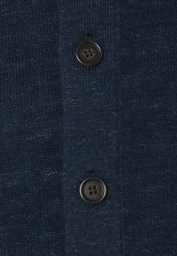 Banana Republic - UTILITY BUTTON - Cardigan - navy heather - 3