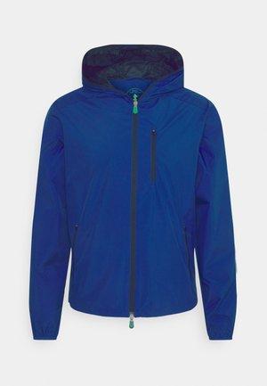 DAVID HOODED JACKET - Summer jacket - english blue