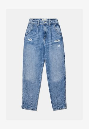 SLOUCHY - Relaxed fit jeans - blu
