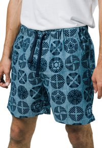 Brava Fabrics - GEOCIRCLES - Shorts - blue - 3