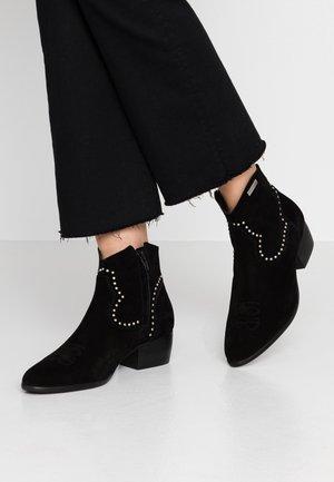ASTRID - Boots à talons - noir