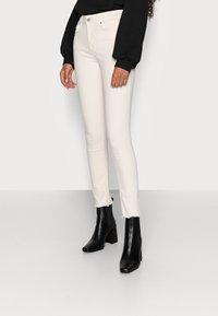 ONLY Petite - ONLBLUSH RAW - Jeans Skinny Fit - ecru - 3