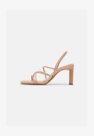 JENNIFER - Sandals - bone