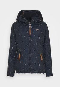 Ragwear - DIZZIE MARINA - Winter jacket - navy - 4
