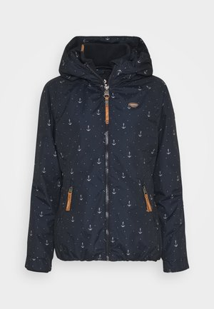 DIZZIE MARINA - Winter jacket - navy