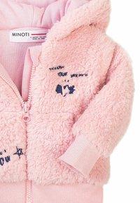 MINOTI - Winter jacket - pink - 2