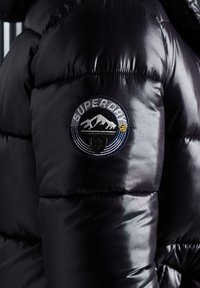 Superdry - Winter jacket - black - 2