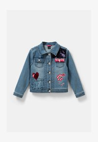 Desigual - Denim jacket - blue - 1